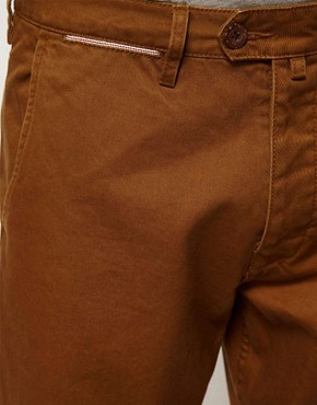 Image 3 of YMC Chinos Cotton Twill Selvedge Classic