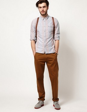 Image 4 of YMC Chinos Cotton Twill Selvedge Classic