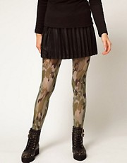 ASOS Camo Print Tights