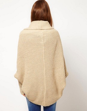 Image 2 ofPepe Jeans Oversized Shrug