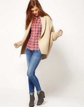 Image 4 ofPepe Jeans Oversized Shrug