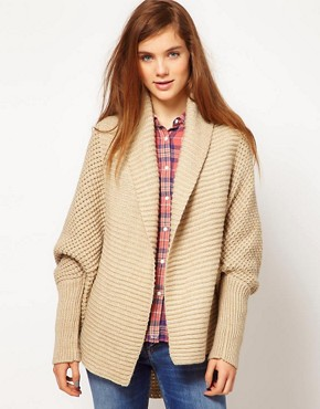 Image 1 ofPepe Jeans Oversized Shrug