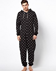 Chelsea Peers Stars Onesie
