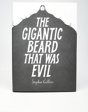The Gigantic Beard That Was Evil Book