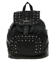 New Look Stud Backpack