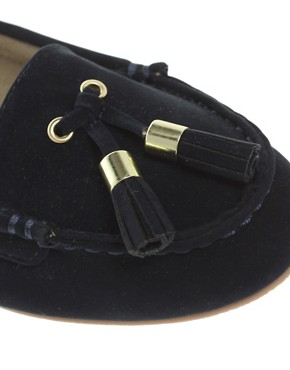 Image 2 ofASOS MABEL Tassel Loafers