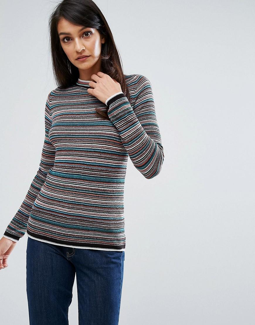 M.i.h Jeans Multi Stripe Knitwear - Multi
