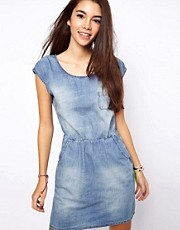 Only Bleach Denim Dress