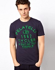 Esprit T-Shirt With 1962 Print