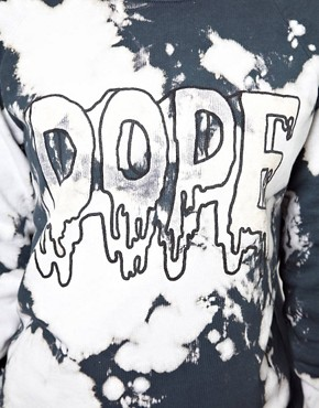 Image 3 of Worn By Dope Style Sweatshirt