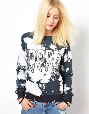 Image 1 of Worn By Dope Style Sweatshirt