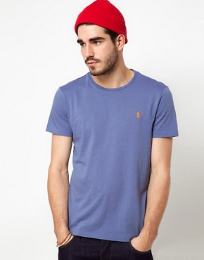 Image 1 ofPolo Ralph Lauren T-Shirt In Crew Neck