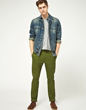 Image 4 ofASOS Slim Chinos