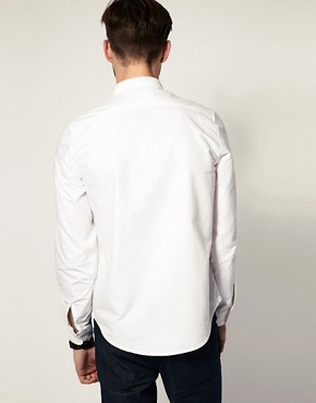 Image 2 ofLevis Oxford One Pocket Long Sleeve Shirt