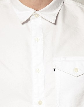 Image 3 ofLevis Oxford One Pocket Long Sleeve Shirt
