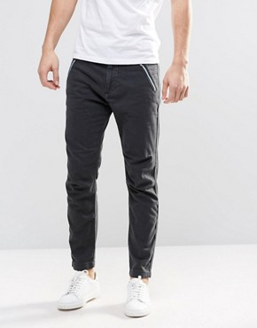 Hollister Jogger With Grey Detail