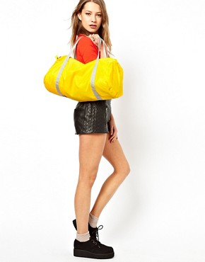 Image 3 ofAmerican Apparel Nylon Duffle Bag