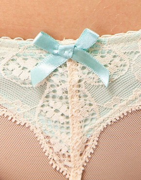 Image 3 ofElle Macpherson Intimates Gentle Jade Thong