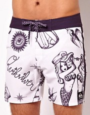 Quiksilver Ellipsis Swim Short