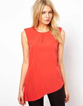 Image 1 ofOasis Asymmetric Back Top
