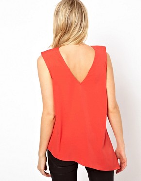 Image 2 ofOasis Asymmetric Back Top