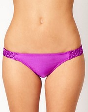 Seafolly Macrame Hipster Bikini Briefs