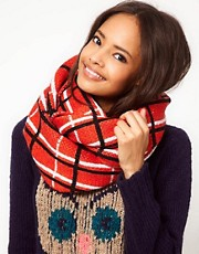 ASOS Check Snood