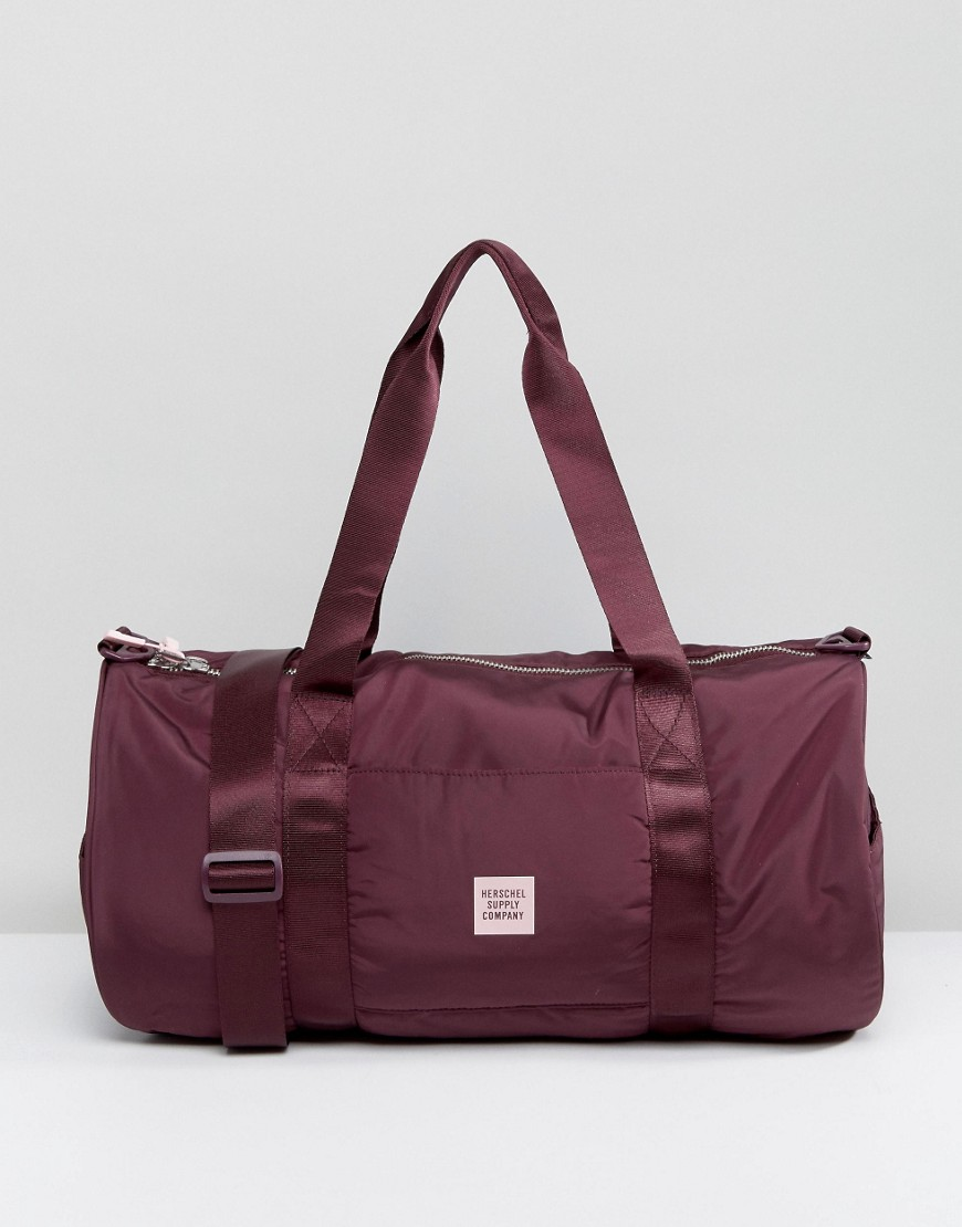 Herschel Supply Co. Sutton Carryall in Wine - Purple