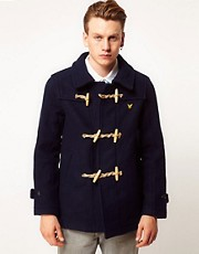 Lyle &amp; Scott Vintage Duffle Coat