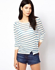 American Vintage Bretton Striped Sweater