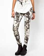 Religion Tye Dye Jegging