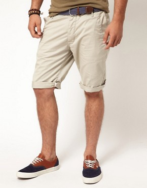 Image 1 ofG Star Correct Line New Bronson Chino Shorts