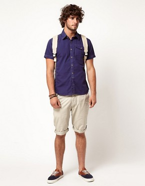 Image 4 ofG Star Correct Line New Bronson Chino Shorts