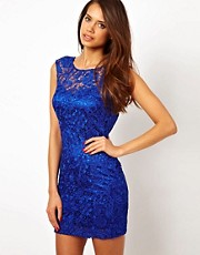 Lipsy Lace Dress