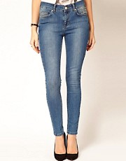 Oasis Stud Pocket Jean