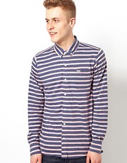 Wemoto Jersey Shirt with Stripe