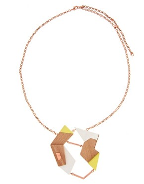 Image 2 ofAda Zanditon Exclusive To ASOS Short Necklace