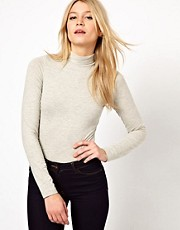 ASOS Body with Polo Neck