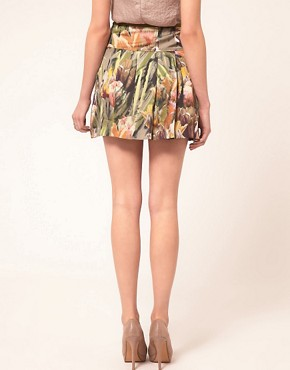 Image 2 of Ted Baker Tulip Print Skirt