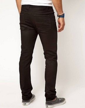 Image 2 ofASOS Skinny Black Jeans