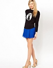 Love Chiffon Skater Skirt