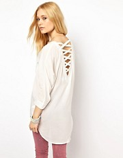 Vero Moda Ladder Back Shirt