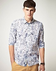 Diesel Savage Print Shirt