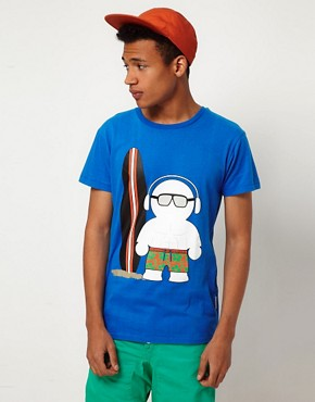 Image 1 ofHumor Jakato Surf Tee
