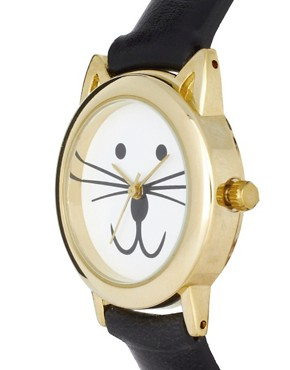 Image 3 ofASOS Cat Ears Watch