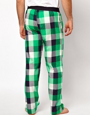 Image 2 ofJack &amp; Jones Check Lounge Pants