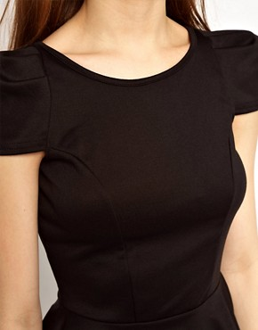 Image 3 of A Wear Peplum Bombshell Top