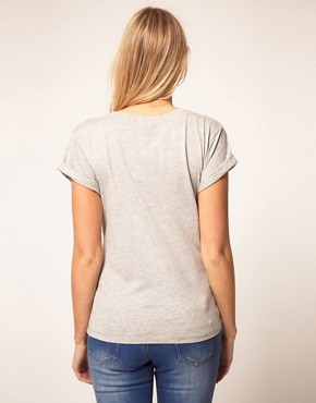 Image 2 ofASOS Maternity Boyfriend T-Shirt