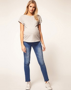 Image 4 ofASOS Maternity Boyfriend T-Shirt