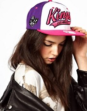 Zephyr Kings Swoop Three Tone Snapback Cap